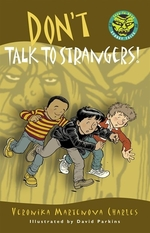 Book cover of DON'T TALK TO STRANGERS