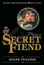 Book cover of BOY SHERLOCK 04 SECRET FIEND