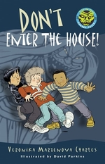 Book cover of DON'T ENTER THE HOUSE