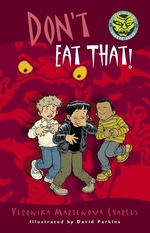 Book cover of DON'T EAT THAT