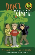 Book cover of DON'T FORGET