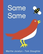 Book cover of SAME SAME