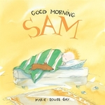Book cover of GOOD MORNING SAM