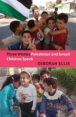 Book cover of 3 WISHES PALESTINIAN & ISRAELI CHI