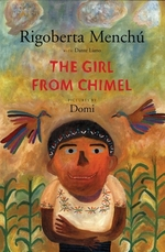 Book cover of GIRL FROM CHIMEL