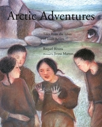 Book cover of ARCTIC ADVENTURES