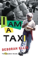 Book cover of I AM A TAXI