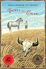 Book cover of TICKET TO CURLEW