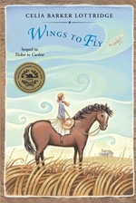 Book cover of WINGS TO FLY