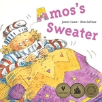 Book cover of AMOS'S SWEATER