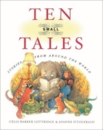 Book cover of 10 SMALL TALES STORIES FROM AROUND THE