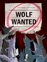 Book cover of WOLF WANTED