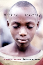 Book cover of BROKEN MEMORY