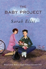 Book cover of BABY PROJECT