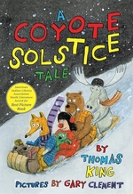 Book cover of COYOTE SOLSTICE TALE