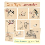 Book cover of GOOD NIGHT COMMANDER