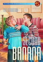 Book cover of 2ND BANANA