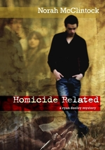 Book cover of HOMICIDE RELATED - A RYAN DOOLEY MYSTERY