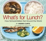 Book cover of WHAT'S FOR LUNCH