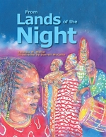 Book cover of FROM LANDS OF THE NIGHT