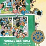 Book cover of MOIRA'S BIRTHDAY