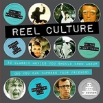 Book cover of REEL CULTURE