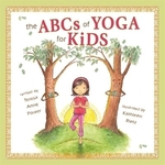 Book cover of ABCS OF YOGA FOR KIDS