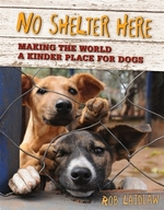 Book cover of NO SHELTER HERE