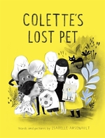 Book cover of COLETTE'S LOST PET