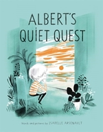 Book cover of ALBERT'S QUIET QUEST