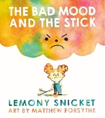 Book cover of BAD MOOD & THE STICK