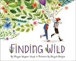 Book cover of FINDING WILD