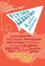 Book cover of FLYING LESSONS & OTHER STORIES