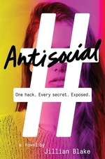 Book cover of ANTISOCIAL