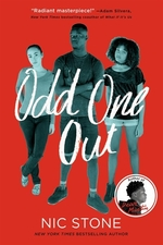 Book cover of ODD 1 OUT