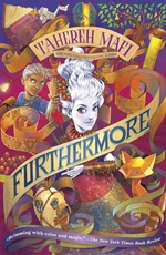 Book cover of FURTHERMORE
