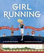 Book cover of GIRL RUNNING