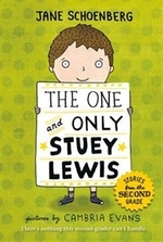 Book cover of 1 & ONLY STUEY LEWIS