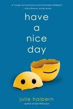 Book cover of HAVE A NICE DAY