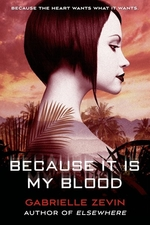 Book cover of BECAUSE IT IS MY BLOOD