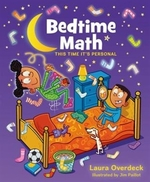 Book cover of BEDTIME MATH THIS TIME IT'S PERSONAL