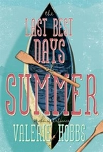 Book cover of LAST BEST DAYS OF SUMMER
