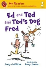 Book cover of ED & TED & TED'S DOG FRED