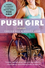 Book cover of PUSH GIRL