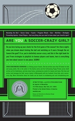 Book cover of FOR SOCCER-CRAZY GIRLS ONLY