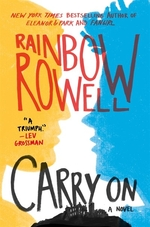 Book cover of CARRY ON