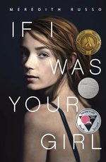 Book cover of IF I WAS YOUR GIRL