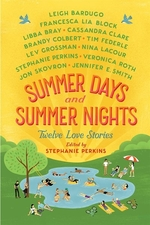 Book cover of SUMMER DAYS & SUMMER NIGHTS