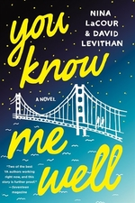 Book cover of YOU KNOW ME WELL