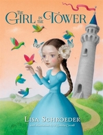 Book cover of GIRL IN THE TOWER
